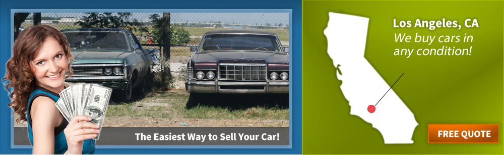 Cash For Cars Los Angeles >> Sell My Car Cash For My Car Now
